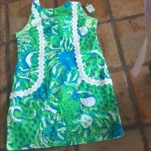 NWT Lilly Pulitzer Liz Shift/Dress roar of Jungle